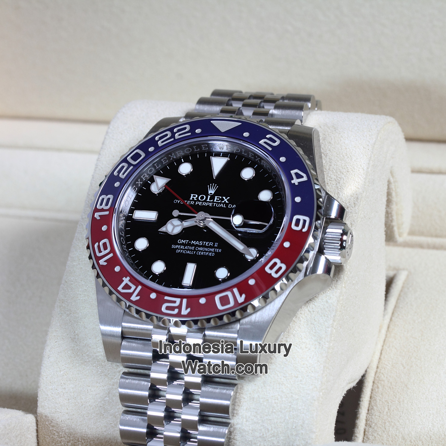 Rolex Pepsi GMT Master II Brand New In Box