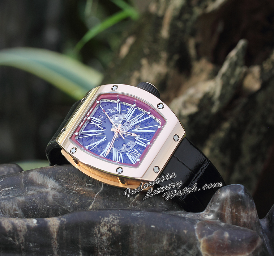 Richard Mille 023 Rose Gold