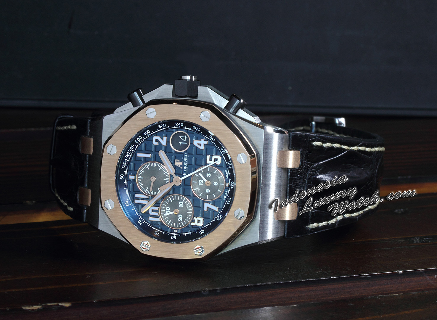 Audemars Piguet Royal Oak Offshore 26471SR OO D101CR 01 Two Tone Limited Edition Bucherer