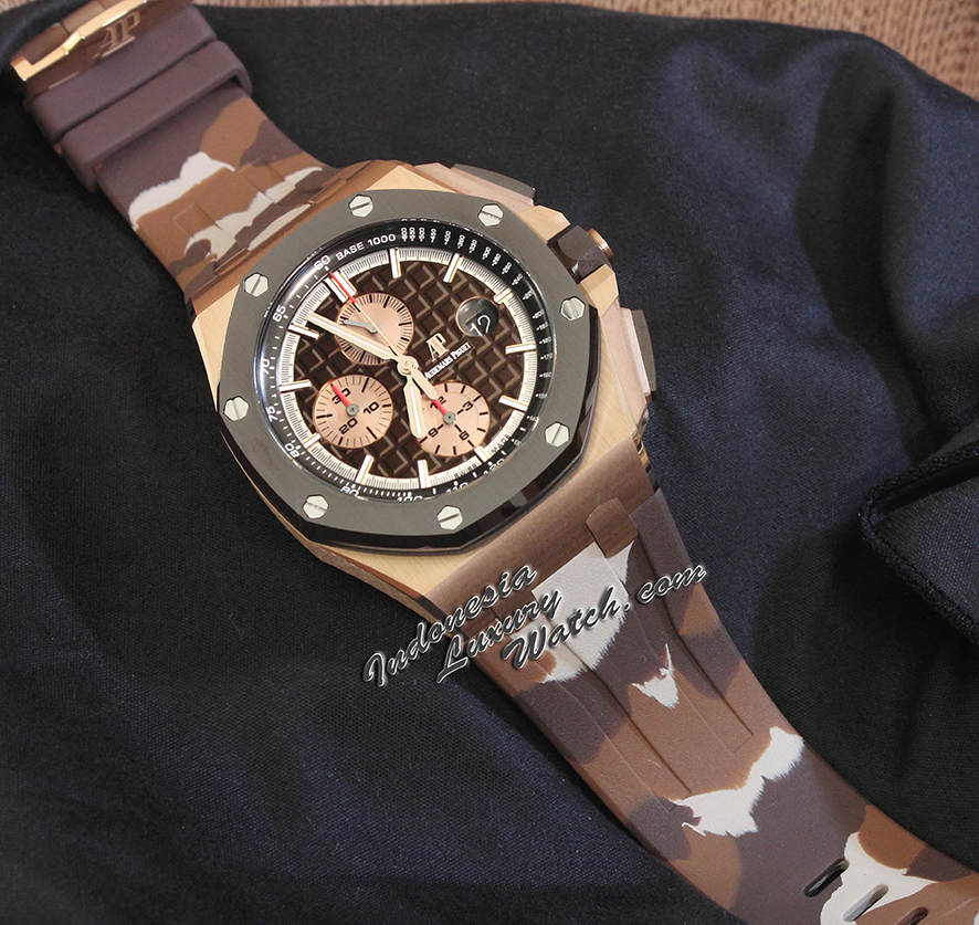 Audemars piguet Royal Oak Offshore Chronograph REF.26401RO.OO.A087CA.01