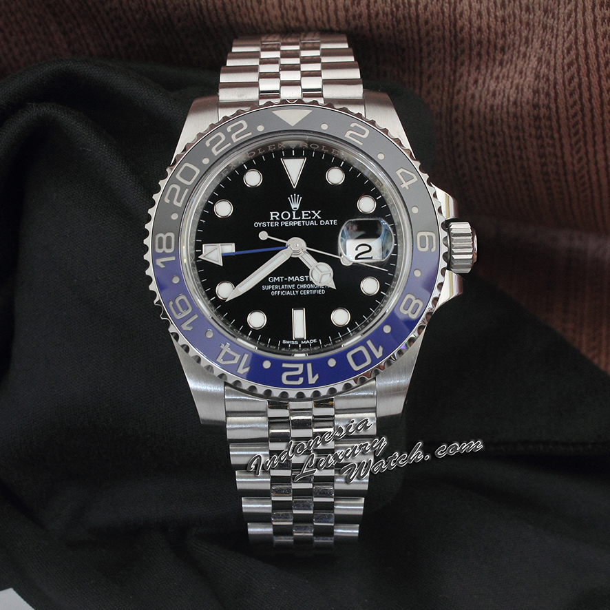 Rolex GMT-Master II – 116710BLNR – Batman – Year 2016